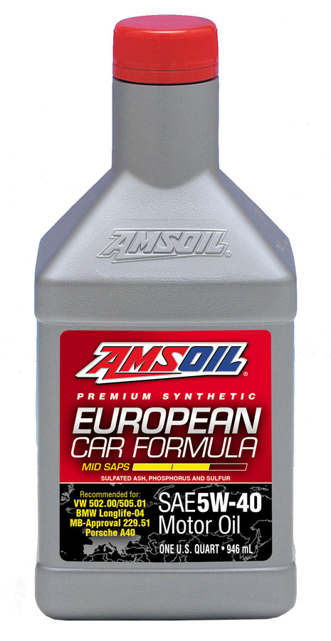 Mid saps 5w 40 european synthetic motor oil for Motor oil 55 gallon drums wholesale